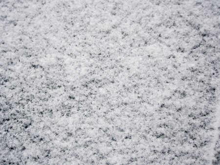 White, textured snow background, screen saver.