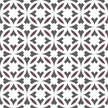 Elegant pattern usually used for tiles in arabic and mediterranean countries