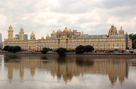 a european castle