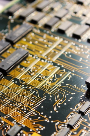 circuit board Stock Photo - 11173437