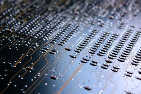 it technology: circuit board