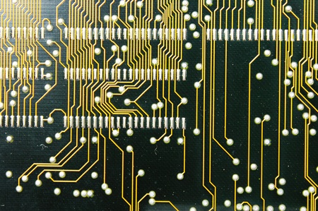 circuit board Stock Photo - 11173438