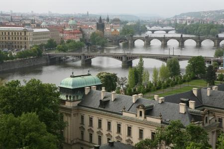 Prague Landmarks, Czech Republic  photo