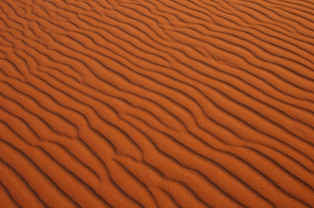 Sand dunes of Erg Chebbi in the Sahara Desert, Morocco. photo