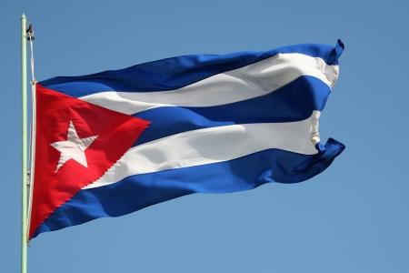 america flag: Cuban national flag