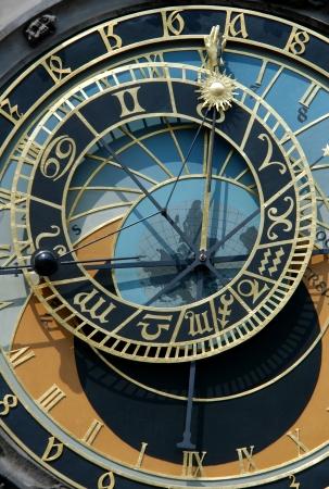 cronologia: Famoso reloj astronómico de Praga, República Checa
