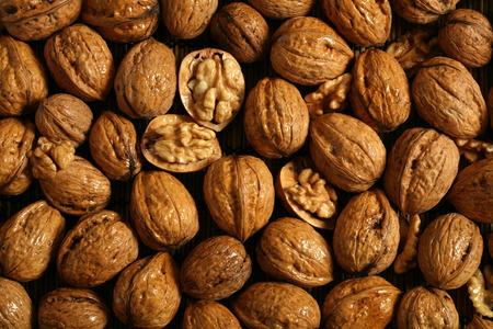 circassian: Circassian walnut texture Stock Photo