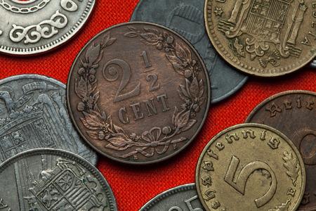 Münzen Aus Den Niederlanden Niederländisch 10 Cent Münze 1941