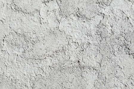 whitewashed: Whitewashed clay wall. Background texture.