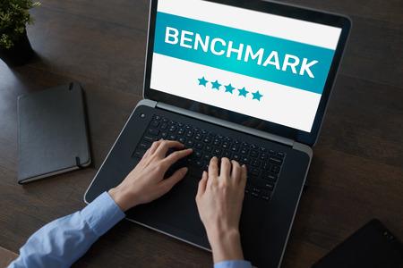 BENCHMARK, Geschäftsprozesse und Leistungskennzahlen bis hin zu Best Practices der Branche von anderen Unternehmen.