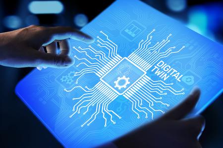 Modélisation numérique des processus métiers et industriels. innovation et optimisation.
