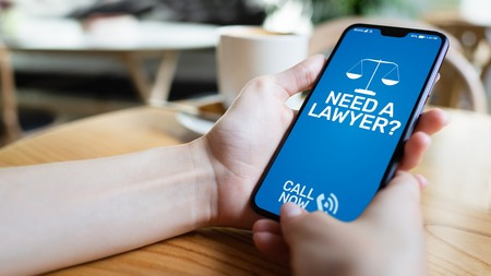 Need a lawyer Advocacy attorney at law Consulting
