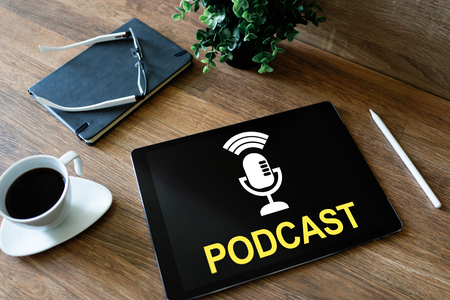 Podcast - audio or video recordings, TV or radio broadcasts, lectures, speeches and other events.