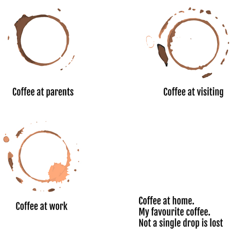 disappears: My favorite Coffee concept