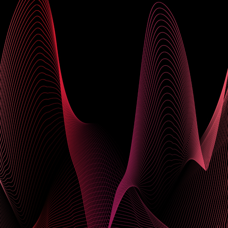 Abstract background with liquid lines. Applicable for Covers, Placards, Posters, Flyers, Banners etc.