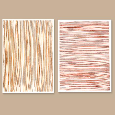 Bruine houten wand, plank, tafel of vloeroppervlak. Snijplank, houtstructuur.