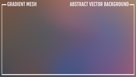 Abstract background. Blurred dark color backdrop. Vector illustration for your graphic design, banner, poster and app. Trendy modern design.