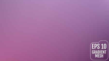 Abstract blurred pink, purple and blue gradient mesh background. Nature concept for your graphic design, banner, poster, user interface or app and other. Modern backdrop with light.