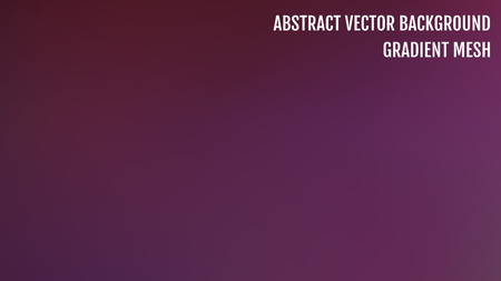 Abstract pink and purple vector background, color mesh gradient, wallpaper for you project