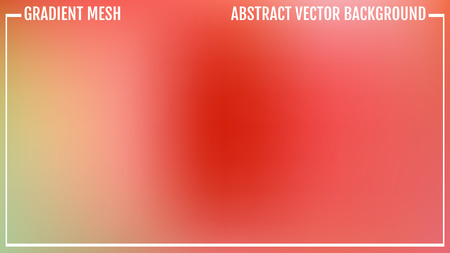 Abstract vector mesh background, color gradient, vector wallpaper