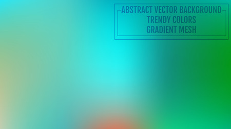 Soft color background. Modern screen vector design for mobile app or user interface. Soft color gradients. Nature backdrop.  Ecology concept for your graphic design, banner or poster