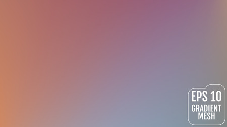 Abstract blurred gradient background with light. Nature backdrop. Vector illustration. Ecology concept for your graphic design, banner or poster Illustration
