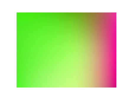 Green blurred abstract background Smooth gradient texture. Illustration