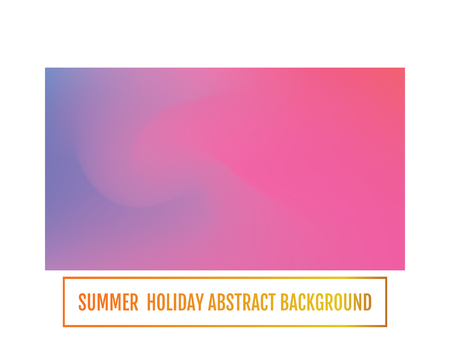 Festive glowing a bright background. Summer holiday banner, abstract background