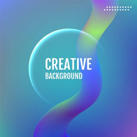 Colorful covers design. Minimal covers design.