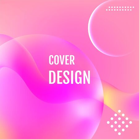 Abstract Red light vector background. Red Template for the design of a website landing page or background.