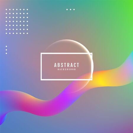 Abstract fluid color pattern Minimalistic design,modern diagonal abstract background. Illustration