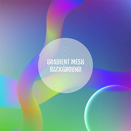 Abstract light vector background. Abstract modern graphic element.