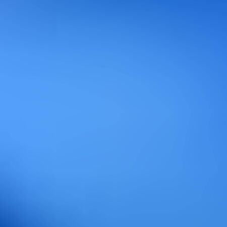 Abstract blue background. Blue room