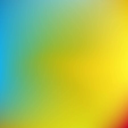 Colored room. Abstract colored background for design