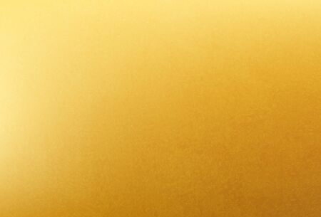 Golden background. Horizontal gold background. Gold foil texture backdrop. Vector illustration