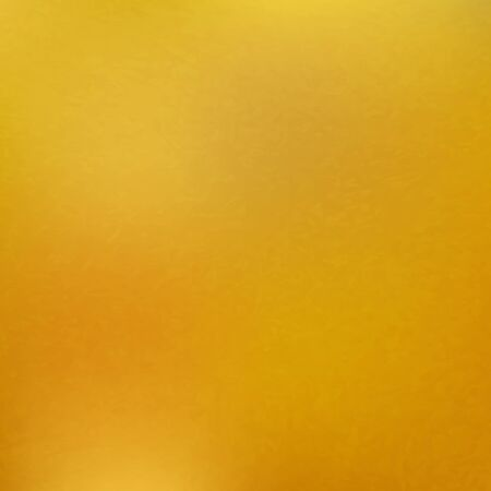 Golden background. Shiny gold texture paper or metal with big elements. Vector