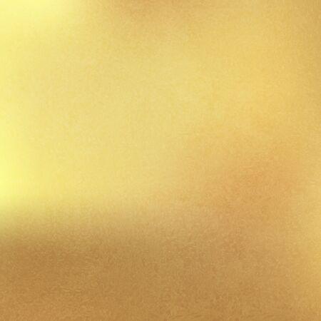 Gold foil. Golden background. Vector Vettoriali
