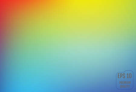 Blurred gradient mesh background. Vector.