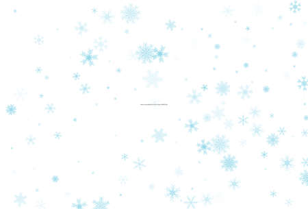 Winter christmas snowflake background.