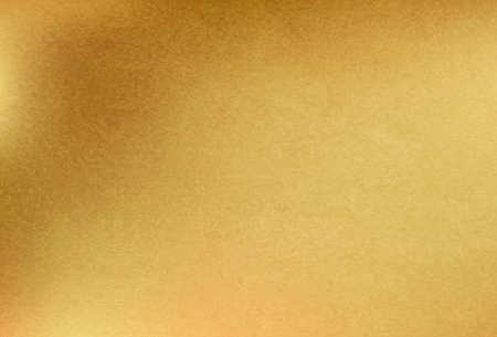 Texture of golden paper or foil.