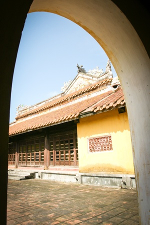 Old town, Hoi Ann, Vietnam Stock Photo