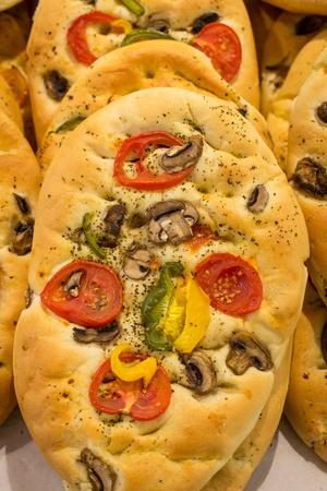 Vegetable pita Stock Photo - 13376608