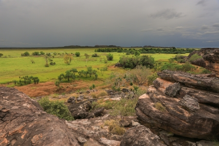 Landscape of Kakadu National Park, Australia Stock Photo - 14055740