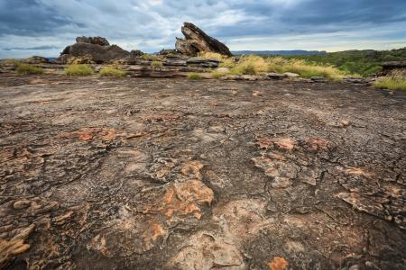 rugged: Landscape of Kakadu National Park, Australia