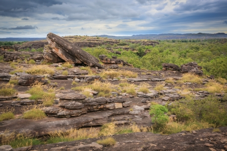 Landscape of Kakadu National Park, Australia