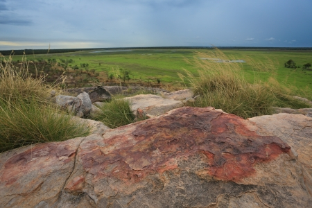 Landscape of Kakadu National Park, Australia Stock Photo - 14041555
