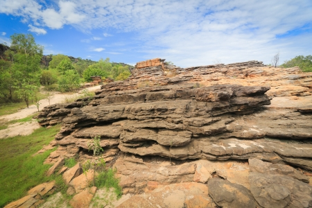 Landscape of Kakadu National Park, Australia Stock Photo - 14681235