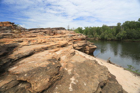 Landscape of Kakadu photo