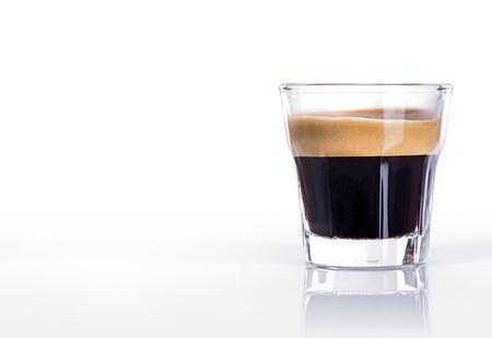 Filiżanka kawy espresso Zdjęcie Seryjne