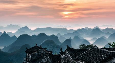 Guangdong Liannan Nangang Millennium Village Imagens